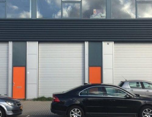 Bedrijfs- met kantoorruimte te Westpoort 102m2