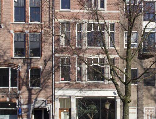 Kantoorruimte Herengracht 215 van 230m2