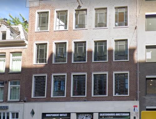 Turnkey kantoorrruimte Amsterdam Centrum 160m2